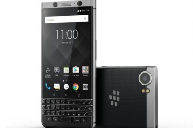 Avec le KeyOne et le Key2 fabriqués par TCL, BlackBerry n'a pas dépassé les 1% de part de marché dans la téléphonie mobile. (Crédit Photo: TCL)