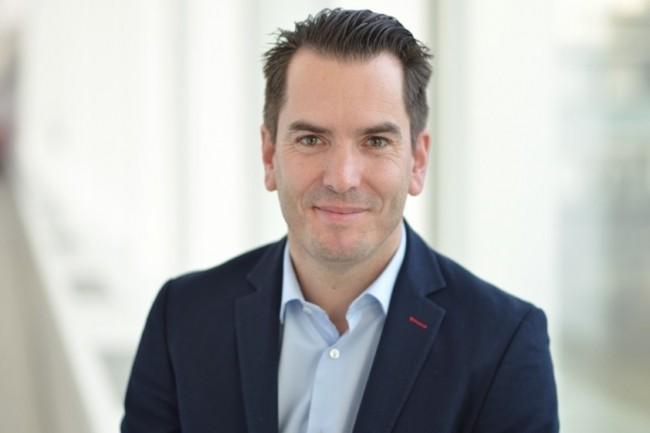 Fr�d�ric Chauvir� vient d'�tre nomm� DG de SAP France. Il �tait pr�c�demment�vice-pr�sident senior, directeur des ventes pour l�Europe du Nord au sein de l�organisation PME et Partenaires de SAP. (Cr�dit : SAP)