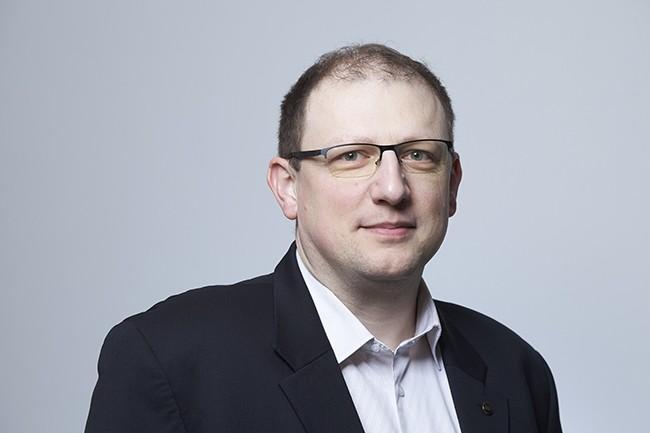 Vincent Vaurette, CTO de l'UNESCO, a répondu à nos questions à l'occasion de sa venue à la CIO.expériences « Datacenters : les bons choix en 2020 » le 23 janvier 2020. (Crédit : Bruno Levy)