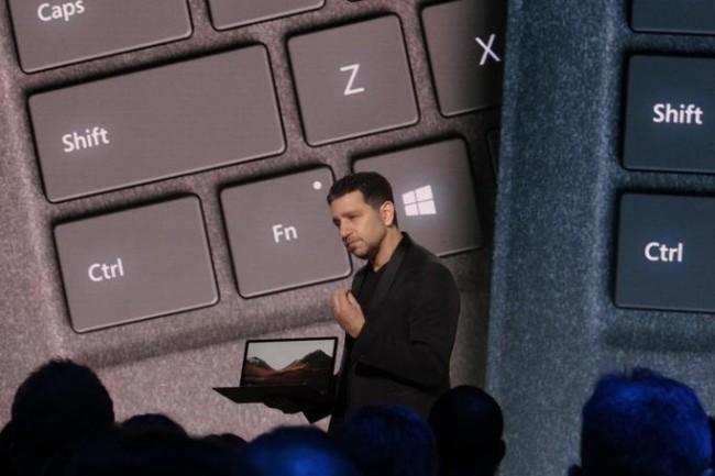 Microsoft devrait confier à Panos Panay le soin de conduire ses équipes Windows Client et Surface lorsqu'elles seront regroupées. (Crédit : D.R.)