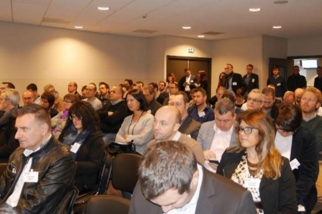 La CyberMatinée Sécurité du Monde Informatique et CIO est organisée à Lille le 30 juin 2020 à Chambre de métiers et de l'artisanat Hauts-de-France. (crédit : LMI)