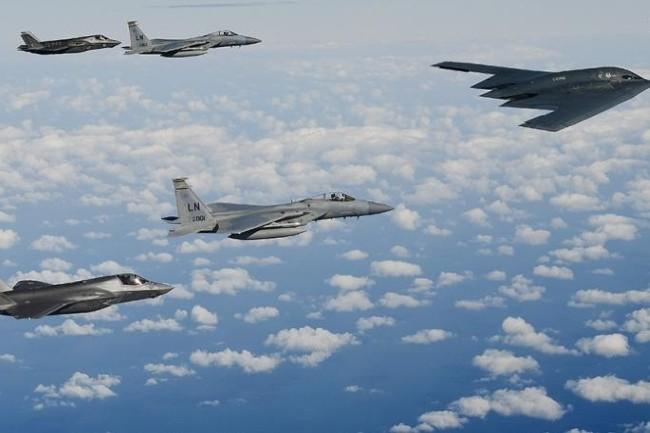L'US Air Force a retenu la start-up Fluree pour travailler sur une base de données en mode graphe fondée sur une blockchain. (Crédit Photo : US Air Force)