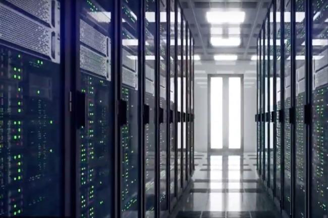 L'ensemble des infrastructures d'Exaion pour les activités blockchain as a service et HPC sont hébergées dans les datacenters d'EDF et basées en France.  (Crédit : EDF)