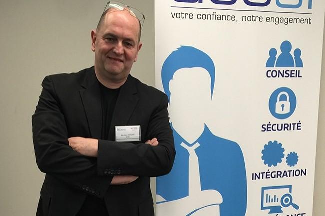 Jean-Marc Patouret est co-dirigeant et directeur commercial du groupe Acesi. (Crédit : Acesi)