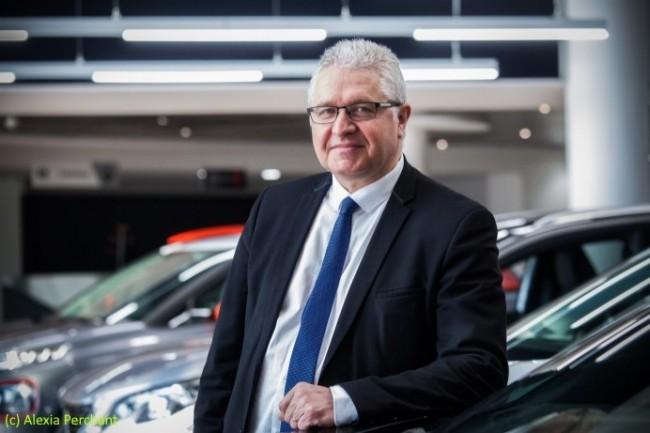 Jean-Luc Perrard, DSI du Groupe PSA, s'est réjoui du lancement d'un projet fondateur de la nouvelle dimension du constructeur automobile.