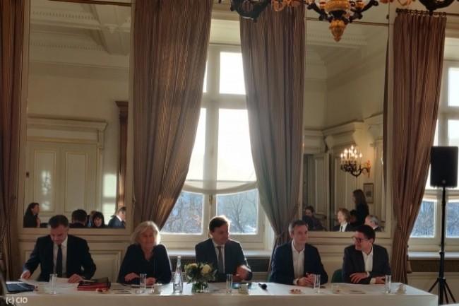 Bertrand Savouré, Président de la Chambre des Notaires de Paris : « Nous mettons la priorité sur l'innovation au bénéfice de nos clients. »