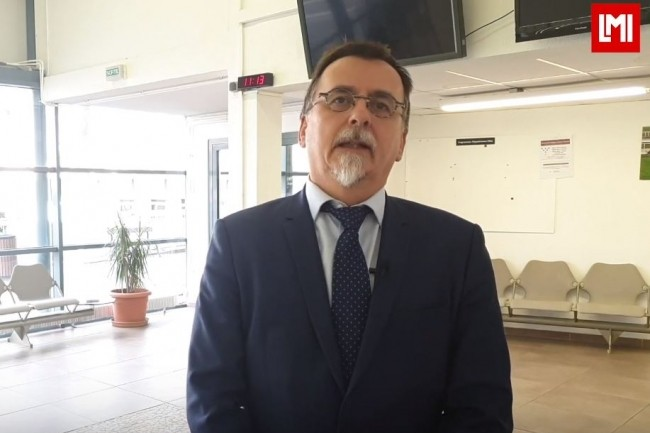 Gilles Trouessin, animateur du groupe de travail régional AFCDP, est intervenu sur l'IT Tour 2019 à Toulouse organisé à l'hippodrome le 28 novembre 2019. (crédit : LMI)