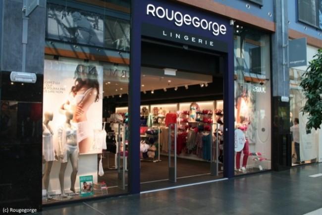 Grâce aux routeurs 4G proposés par Linkt, les nouvelles boutiques de l'enseigne RougeGorge peuvent rapidement démarrer leur activité.