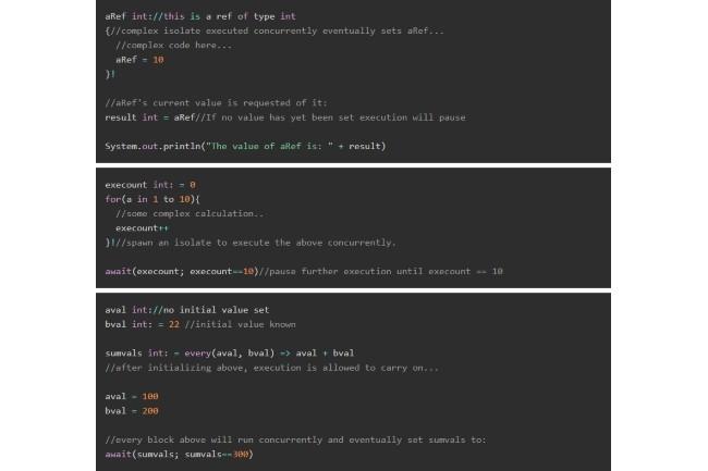 Le langage Concurnas exploite la JVM pour des apps à haute performance