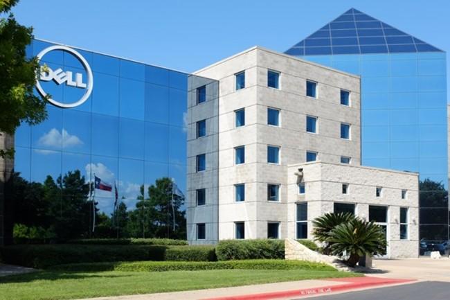 Dell s'attend à dégager entre 91,8 et 94,8 Md$ de chiffre d'affaires pour le compte de son exercice en cours. (Crédit : Dell)