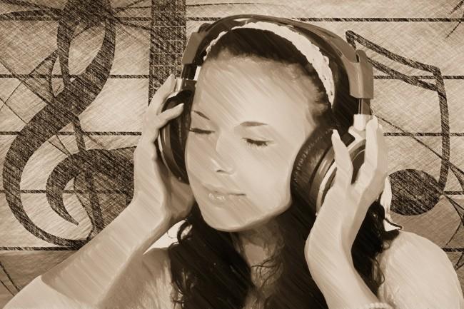 Des fonctionnalités de Spotify comme les «Découvertes de la semaine» ont augmenté les besoins en machine learning du service de musique en streaming.(Crédit : Pixabay/Geralt)
