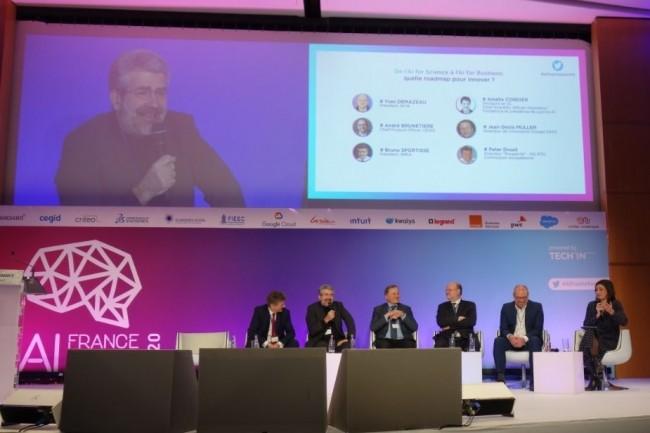 AI France Summit : Faire entrer la recherche en IA dans les entreprises