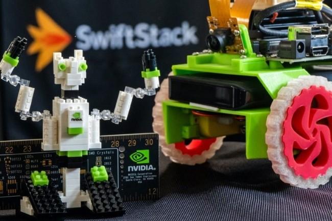 Pour sécuriser son usage de Swifstack, Nvidia a finalement opté pour le rachat de la start-up spécialisée dans le stockage objet. (Crédit photo : Nvidia)