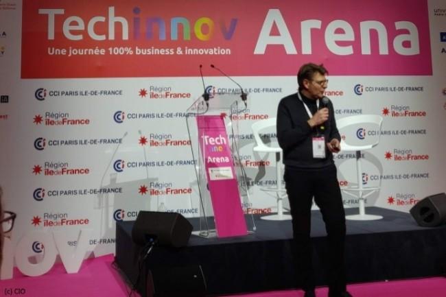 Pascal Laurin (Bosch France) : « chacune des 280 usines du groupe a élaboré sa propre feuille de route pour la transformation numérique. »