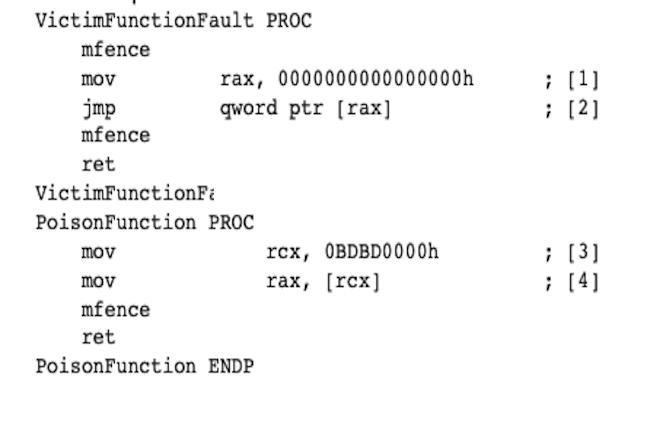 Bitdefender a également découvert et signalé à Intel une des variantes de LVI. (Crédit Bitdefender)
