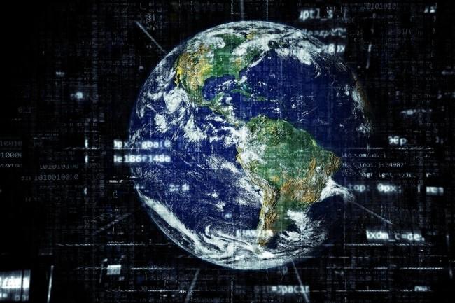 L'Internet est composé de liaisons d'accès qui acheminent le trafic vers des routeurs à large bande passante. (Crédit Pixabay)