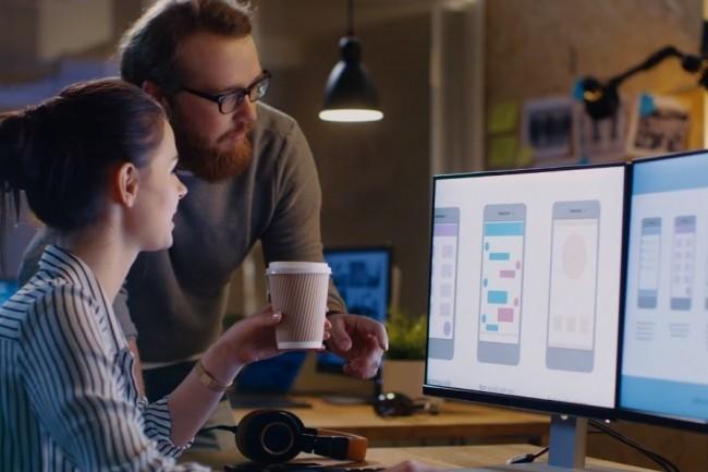 La plate-forme d'apprentissage à distance Udemy se lance sur le marché des professionnels avec à son catalogue, des contenus IT. Crédit photo: Udemy.