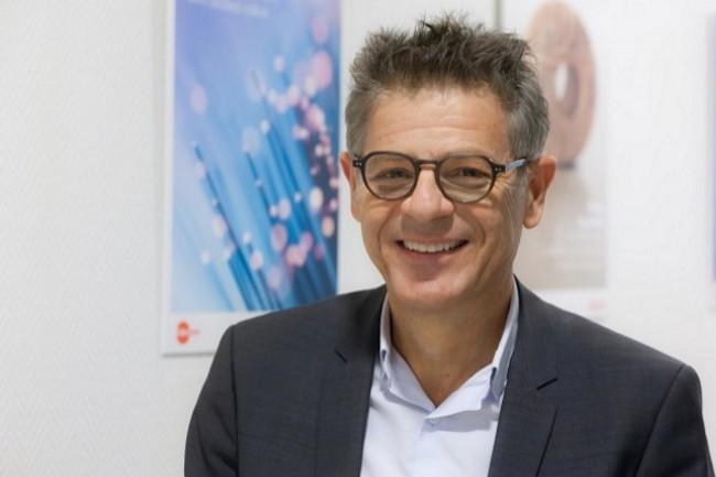 Konstantinos Voyiatzis, directeur scientifique Edenred : « Nous utilisons nos assets IT pour créer de nouvelles offres et services. » (crédit : Alexia Perchant)