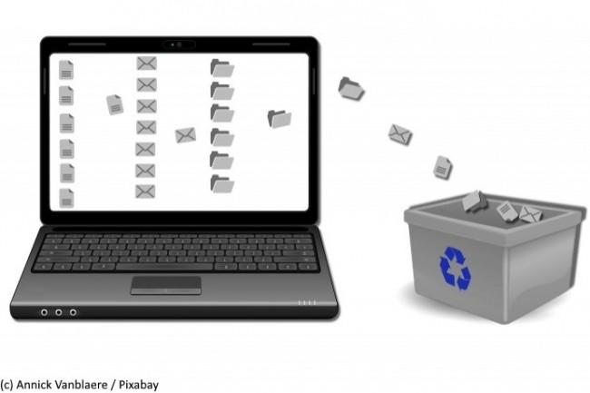 Nettoyer ses terminaux de ses données est une obligation rarement respectée.
