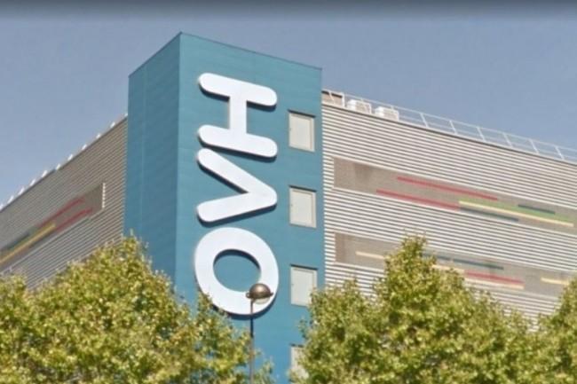 Le siège social d'OVH à Roubaix dans les Hauts-de-France. (crédit : D.R.)