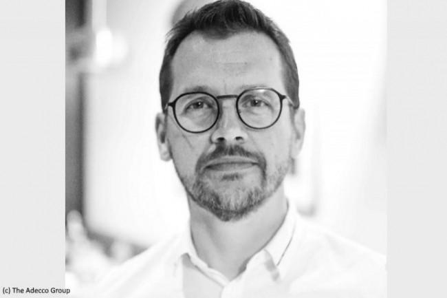 Roland Bouchut, nouveau DSI France & Europe du Nord de The Adecco Group, a fait l'essentiel de sa carrière au sein du groupe.