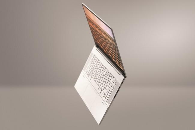 Avec le Envy 15, HP propose un station de travail avec des composants issus du gaming. (Crédit HP)