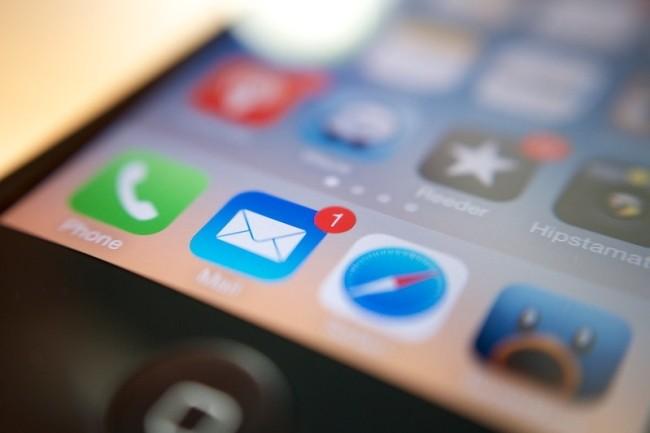 Deux failles zero day ont été découvertes dans l'app Mail d'iOS. (Crédit Photo : Janitors/Visual Hunt)