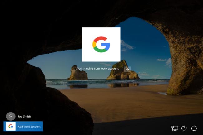 Google a intégré dans la console d'administration de G Suite la capacité de gérer les terminaux Windows 10. (Crédit Photo : Google)