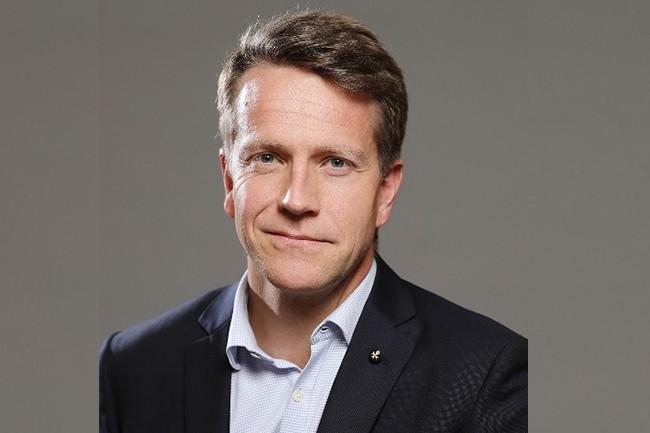 Tanguy de Coatpont est salarié de Kaspersky depuis treize ans, il dirige l'activité française depuis 2012. (Crédit : D.R.)