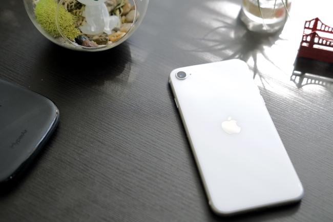 Test iPhone SE 2020 : Format compact, performances optimales (1e partie)