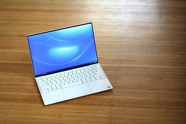 Le XPS 13 9300 de Dell pourrait être le summum de ce qui peut être fait aujourd'hui en matière de PC ultraportable. (Crédit : Gordon Mah Ung / IDG)