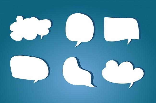 L'équipe de recherche IA de Facebook livre quelques recettes pour établir une conversation suivie avec un chatbot.(Crédit : Image par Ewa Urban de Pixabay)