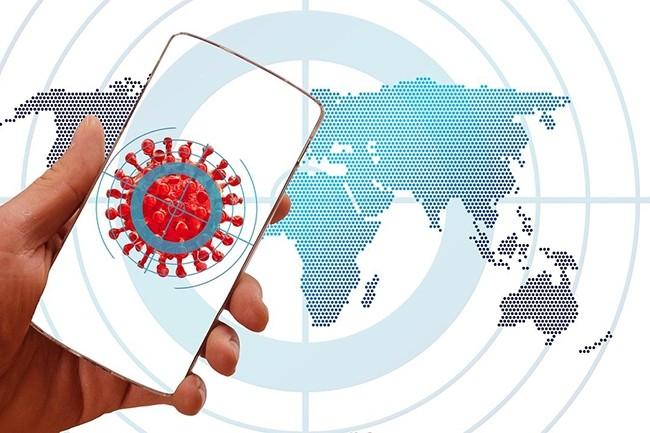 Le marché chinois, qui capte traditionnellement un quart des ventes mondiales de smartphones, a d'ailleurs été le plus touché entre janvier et mars derniers. (Crédit : geralt / Pixabay)