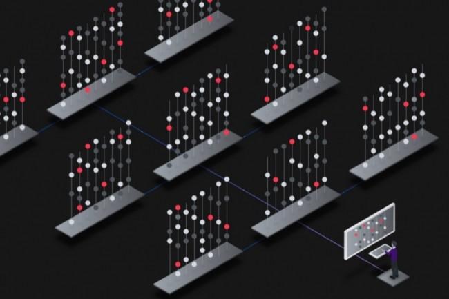 La solution Watson AIOps s'appuie sur l'IA pour générer des rapports holistiques sur lesproblèmesIT en se basant sur les données remontées de multiples sources, y compris les tickets d'incidents de solutions ITSM. (Crédit : IBM)