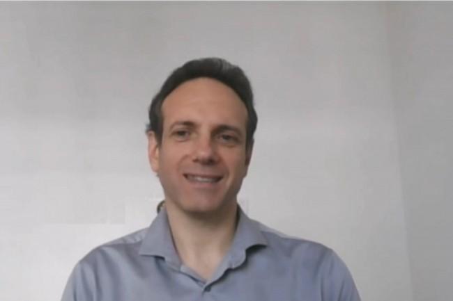 Paul Cohen-Scali, DSI de la Sacem, a détaillé le rôle des données dans le fonctionnement de la société de gestion collective.