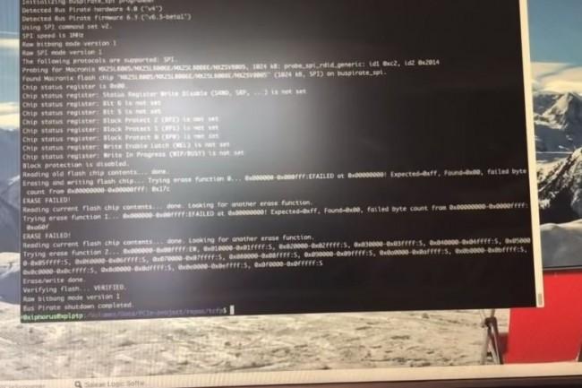 La plupart des ordinateurs portables disposant d'un port Thunderbolt sont touchés par les vulnérabilités Thunderspy. (crédit : D.R.)