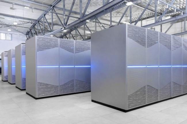 Le supercalculateur Juwels installé au Centre de recherche de Jülich commencera à être déployé au cours de l'été 2020. (crédit : Forschungszentrum Jülich Ralf-Uwe Limbach)