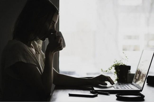La mise en place dans de fortes proportions du télétravail a permis au secteur des services informatiques de mieux résister à la crise économique. Crédit photo: StockSnap/Pixabay.