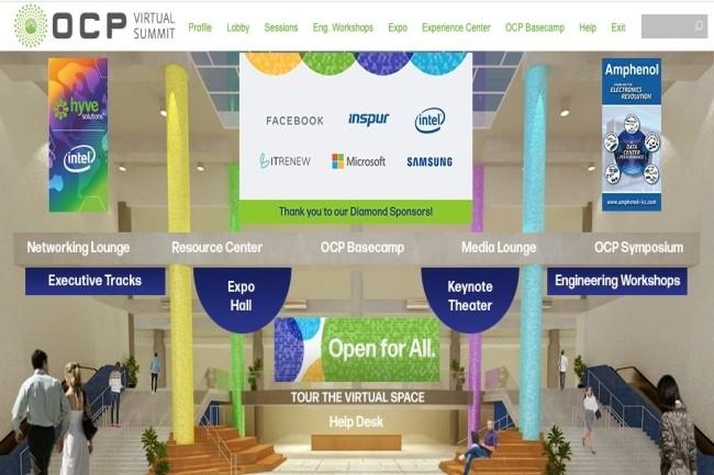L'OCP Summit est passé en virtuel, mais avec des annonces de Microsoft bien concrètes. (Crédit Photo : DR)