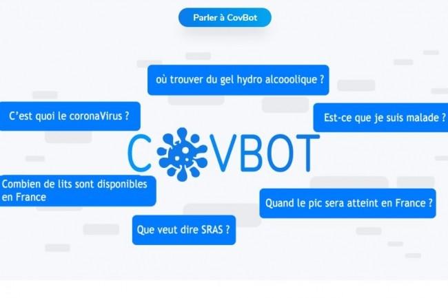 La solution CallCovBot répond a diverses questions liées au Covid-19 pour aider les professionnels à reprendre leur activité. Crédit photo: Kwalys.