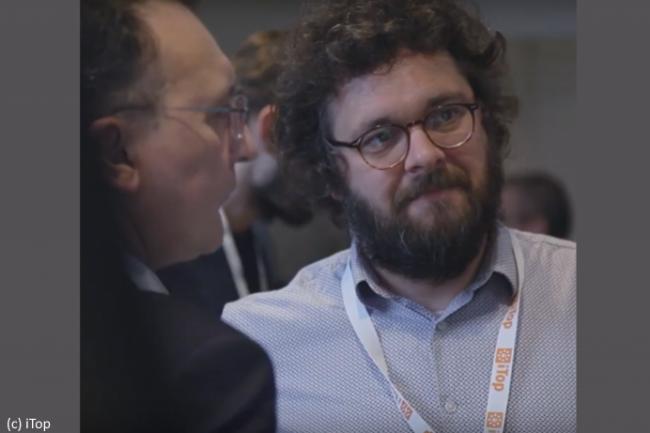 Didier Jean-Robert et Joris Loizeau (GIE SESAM-Vitale) : « L'information circule efficacement : chacun reçoit ce qui le concerne au bon moment. »