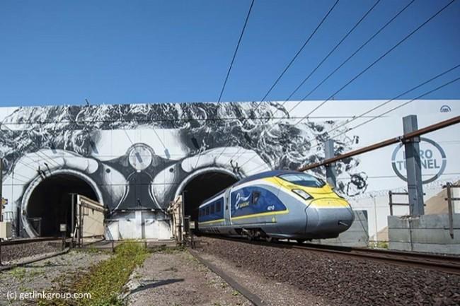 Le groupe Getlink (Eurotunnel) a mis en place une dématérialisation des factures fournisseurs.