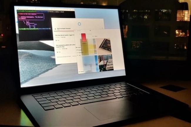 Les utilisateurs peuvent choisir de télécharger la mise à jour mai 2020 de Windows 10. (Crédit Photo : IDG NS)