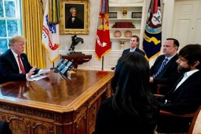Réseaux sociaux. Dans la guerre entre Trump et Twitter, Facebook reste neutre