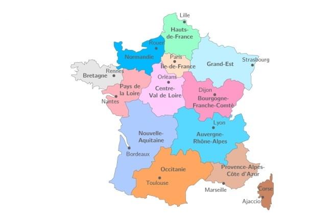 Les régions Françaises ont des pratiques de cybersécurité un peu disparates. (Crédit Photo : DR)