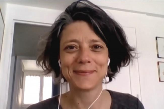 Sarah Benguigui (DPO du Groupe Monoprix) a témoigné sur les évolutions du marketing à l'heure du RGPD.