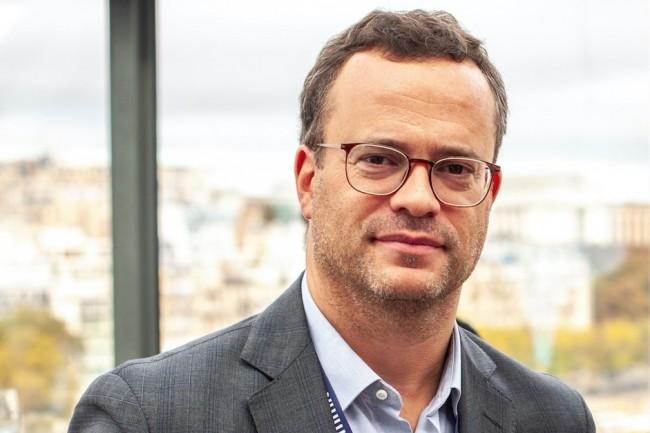 Jérôme Trédan a rejoint Saagie il y a trois ans pour en prendre la direction générale. (Crédit : Saagie)