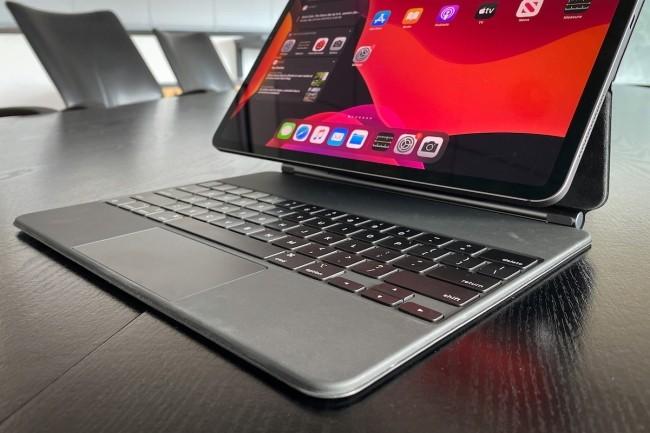 Les prochains iPad int�greront la 5G, les positionnant comme une alternative au Macbook. A condition d'acc�l�rer sur les applications. (Cr�dit Photo :  Leif Johnson/IDG)
