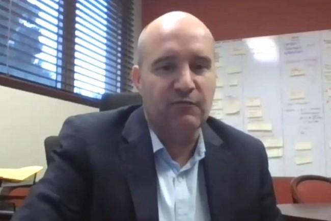 Alastair Sharman, CDO du Groupe Mater (basé à Brisbane), a expliqué à nos confrères australiens comment il gérait la crise sanitaire. (Crédit : D.R.)