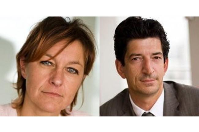 Les deux dirigeants de Sentelis, Isabelle Regnier et Jean-Baptiste Ceccaldi, intégreront Accenture en tant que directeurs exécutifs au sein de la division Applied Intelligence en France. (Crédit : Sentelis)